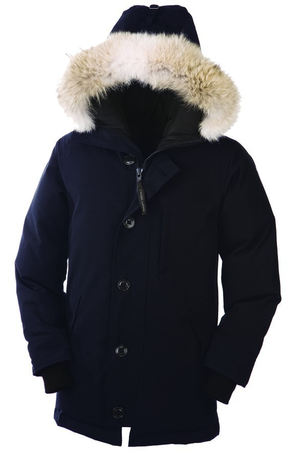 Canada Goose Chateau Parka Marine Homme
