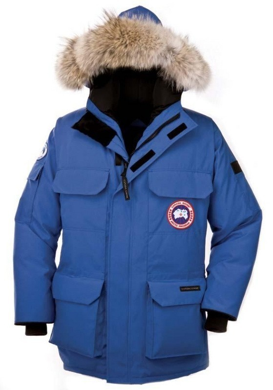 Canada Goose Expedition Parka Bleu Homme